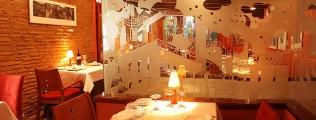 restaurante ocho y medio